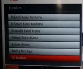 Vestel Smart Tv Kanal Bulamama Sorunu 2