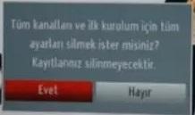 Vestel Smart Tv Kanal Bulamama Sorunu 3