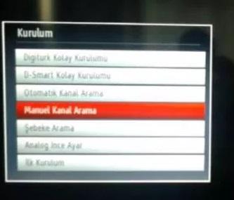 Vestel Smart Tv Kanal Bulamama Sorunu 8