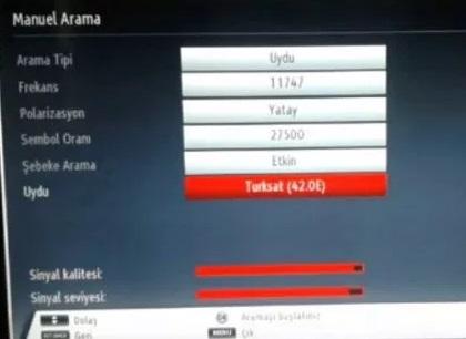 Vestel Smart Tv Kanal Bulamama Sorunu9