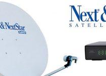 Next Star Turksat 4A Uydu Kurulumu