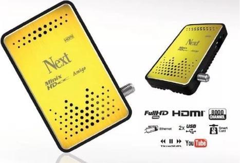 Next Minix HD Amigo Uydu Kurulumu Nasıl Yapılır 1