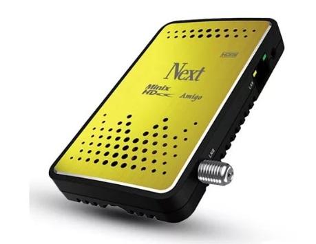 Next Minix HD Amigo Uydu Kurulumu Nasıl Yapılır 2